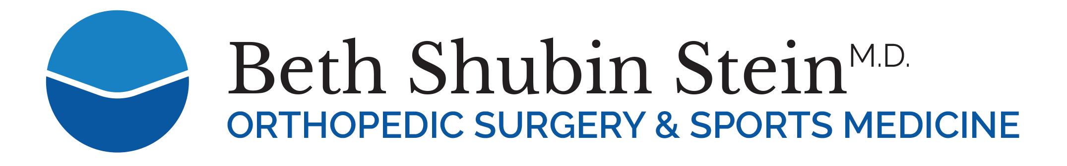 Dr. Beth E. Shubin Stein M.D.